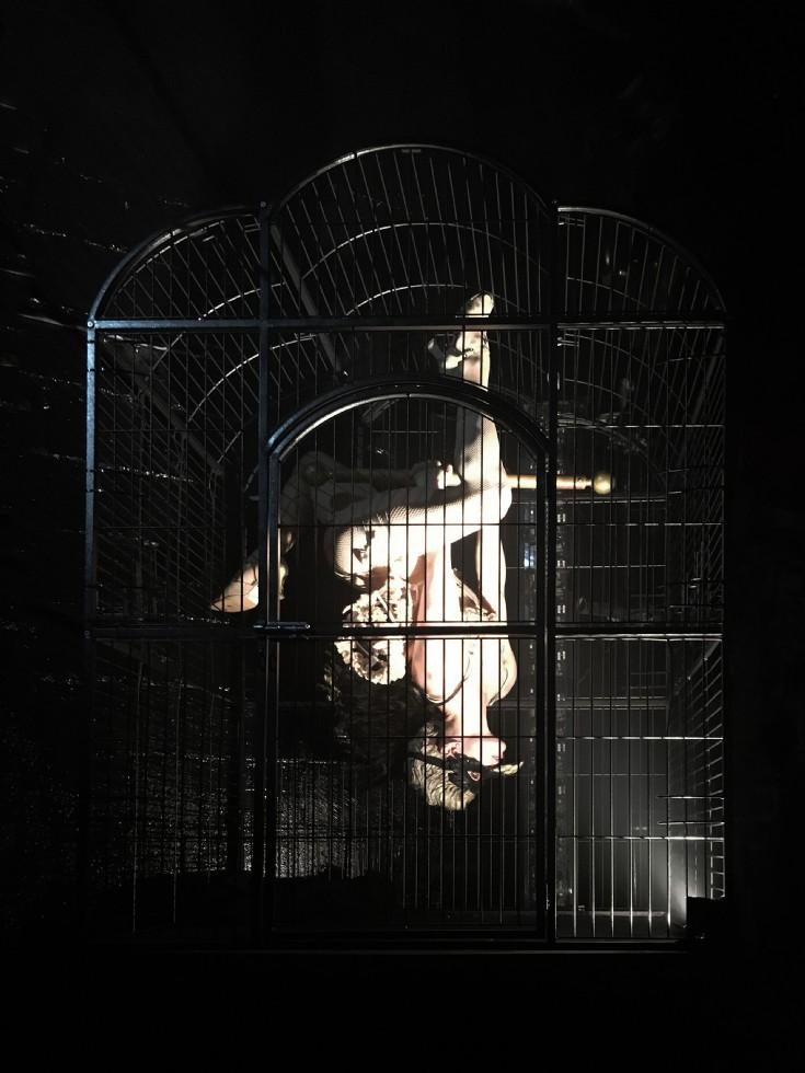 Cage II New York