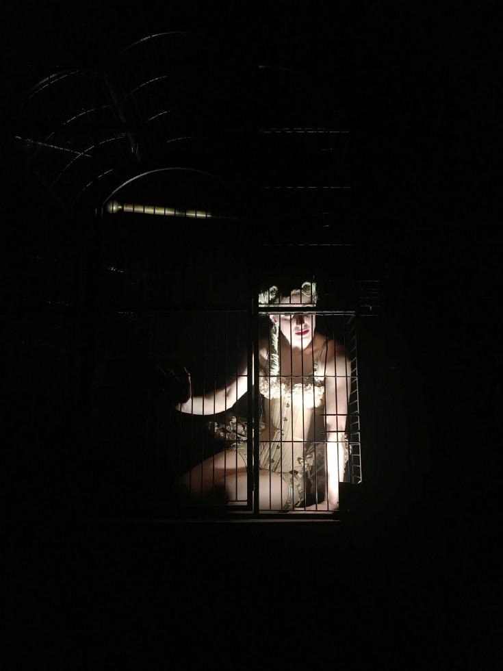 Cage III New York